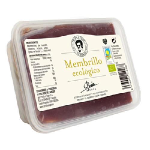 MEMBRILLO TARRINA 600gr.