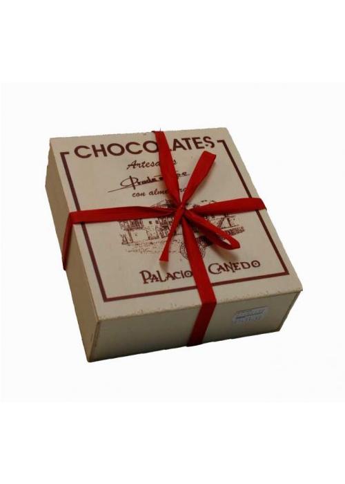 CAJA DE 3 CHOCOLATES ARTESANOS