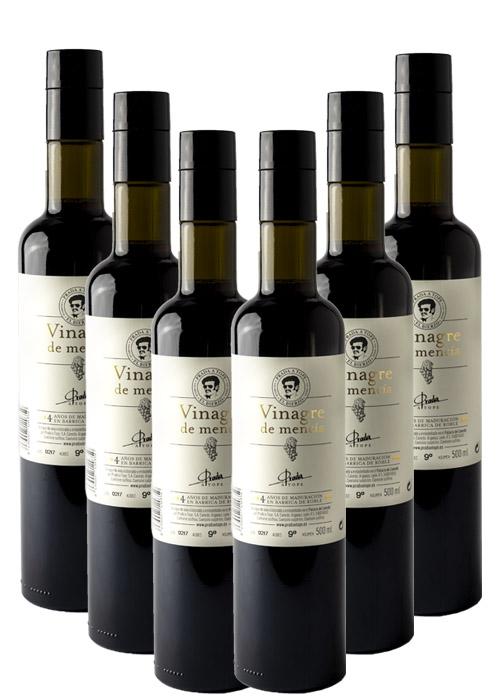 VINAGRE DE VINO. 50CL – caja 6 botellas