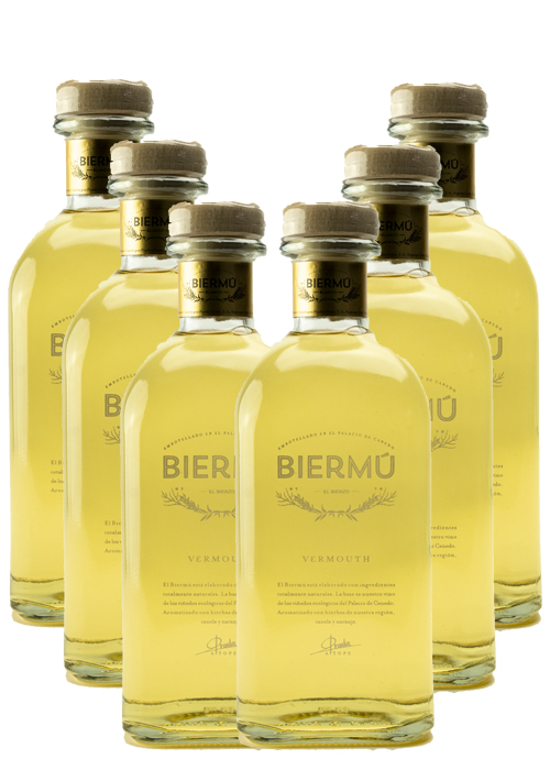 BIERMÚ BLANCO – caja 6 botellas