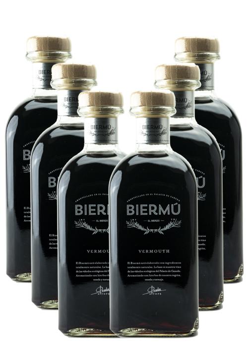BIERMÚ TINTO – caja 6 botellas