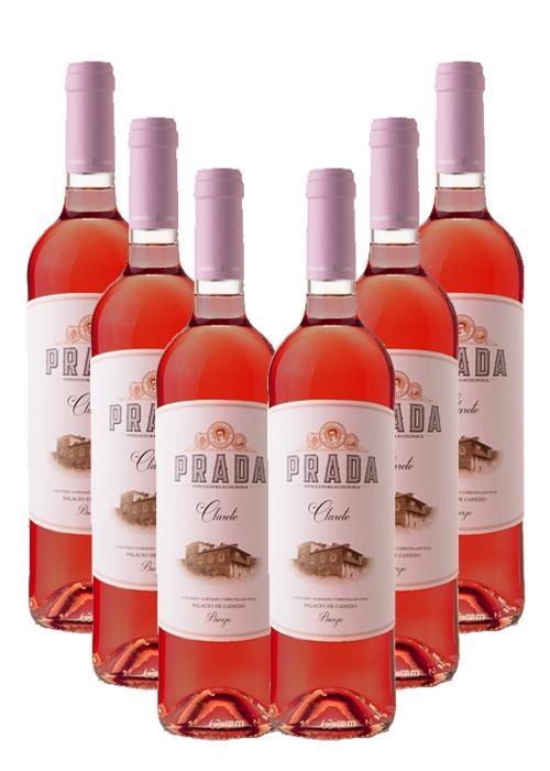 PRADA CLARETE Cosecha 2020 – caja 6 botellas