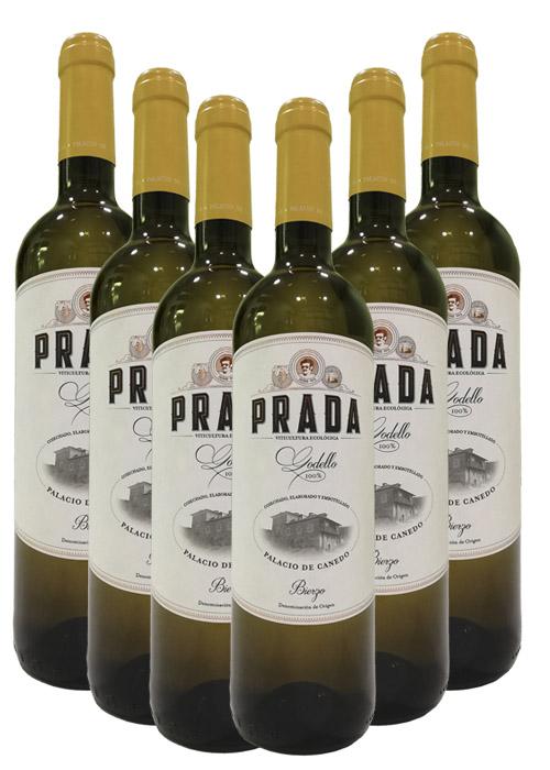 PRADA GODELLO 100% Cosecha 2019 – Caja 6 botellas