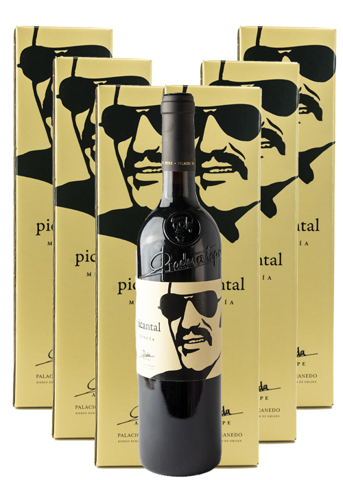 PICANTAL – caja 6 botellas