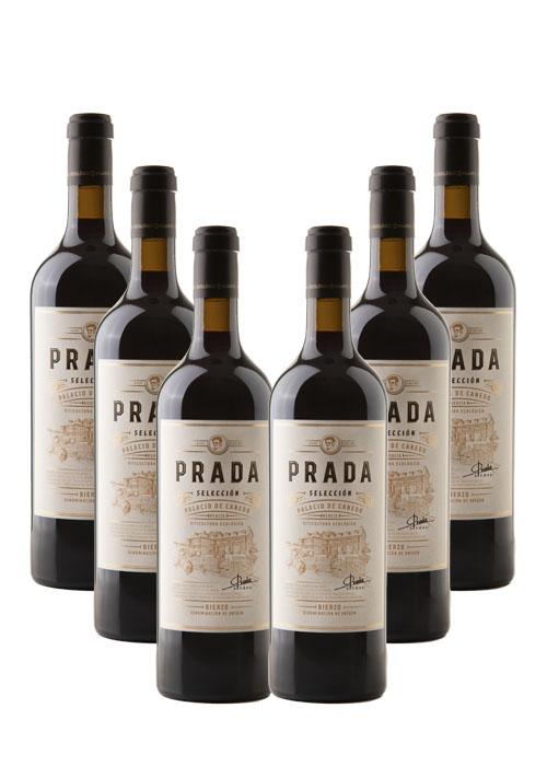 PRADA SELECCION ECOLÓGICO 2016 – caja 6 botellas