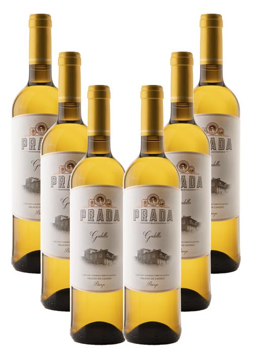 PRADA GODELLO 100% Cosecha 2020 – Caja 6 botellas