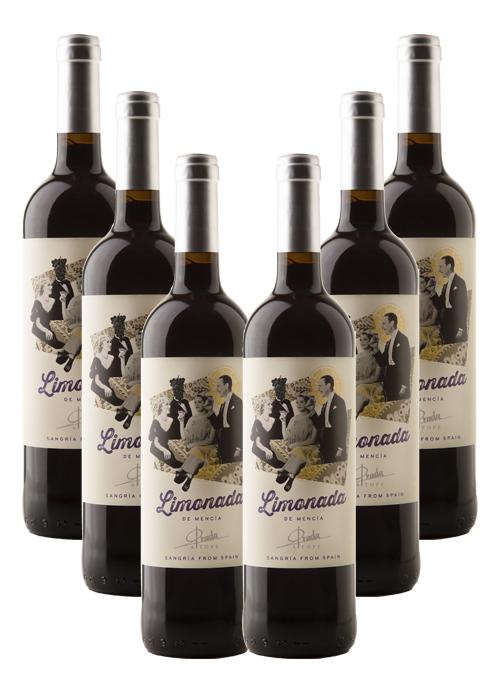LIMONADA 75 CL. – caja 6 botellas