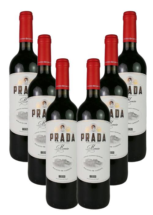 PRADA TINTO ROBLE DE MENCÍA 100% – Caja 6 botellas